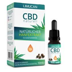 Limucan CBD huile 500mg -...